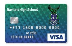 Hawks Visa Platinum Card