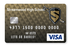 Sabres Visa Platinum Card