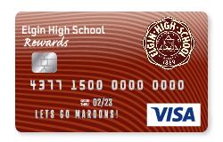 Maroons Visa Platinum Card