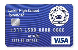 Royals Visa Platinum Card