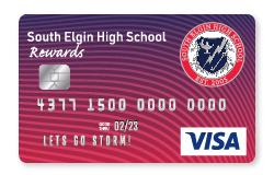 Storm Visa Platinum Card