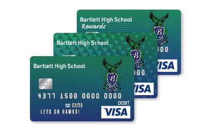 Hawks Affinity Visa Cards