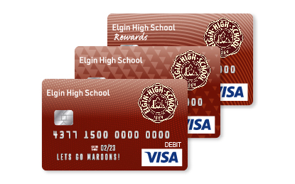 Maroons Affinity Visa Cards
