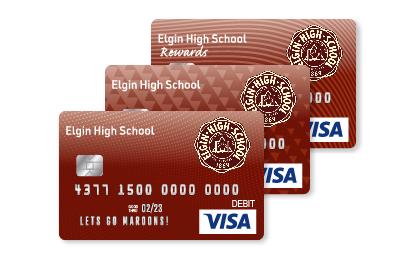 Maroons Affinity Visa Cards