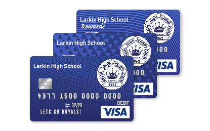 Royals Affinity Visa Cards