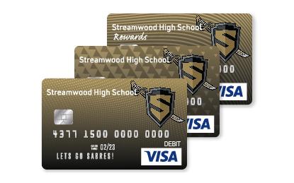 Sabres Affinity Visa Cards