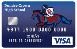 Chargers Visa Card