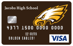 Eagles Visa Card