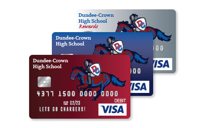Chargers Visa Cards
