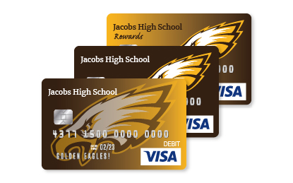 Eagles Visa Debit